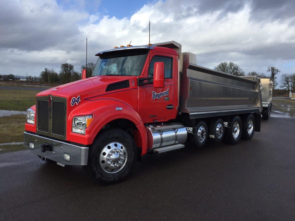 Ultra-lightweight trucks